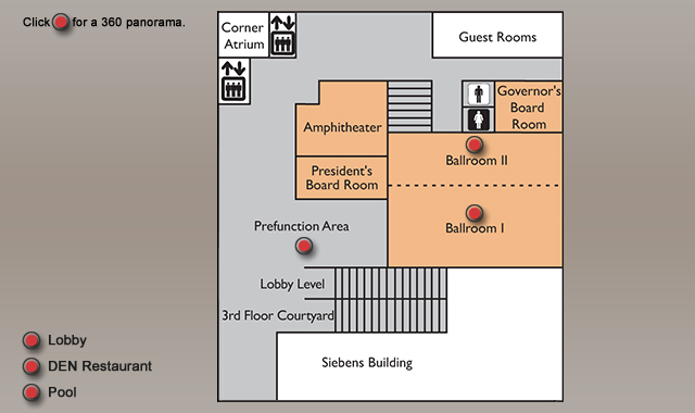 Mayo Clinic Floor Plan